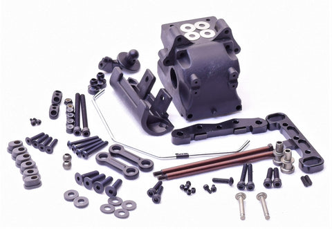 Hot Bodies D819 - FRONT SUSPENSION (arm mount sway hinge HBS204450 Buggy