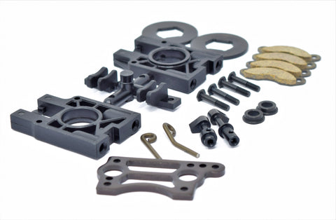 Kyosho Inferno MP10 - BRAKE SET (pads disc cams diff plate updated KYO33015B