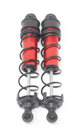 KRATON 8S - Front Shocks (Assembled Dampers, Springs 180 Arrma 1/5 AR110002