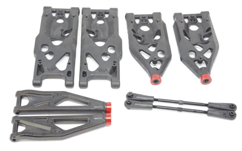 OUTCAST 8S - Suspension A-Arms (Front/Rear lower composite Arrma 1/5 ARA5810