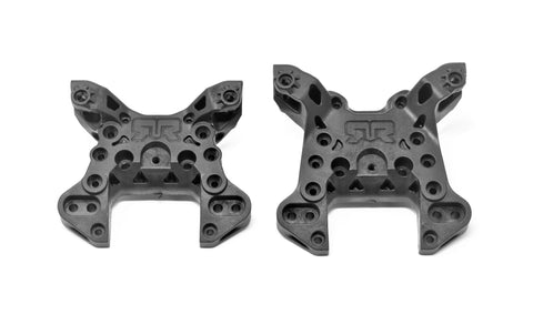 KRATON 8S - shock TOWERS (M H Front/Rear) Arrma 1/5 AR110002