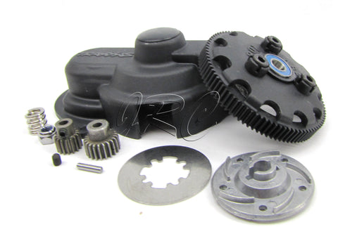BIGFOOT SPUR GEAR & slipper clutch, Pinion Traxxas craniac skully Digger 36084-1