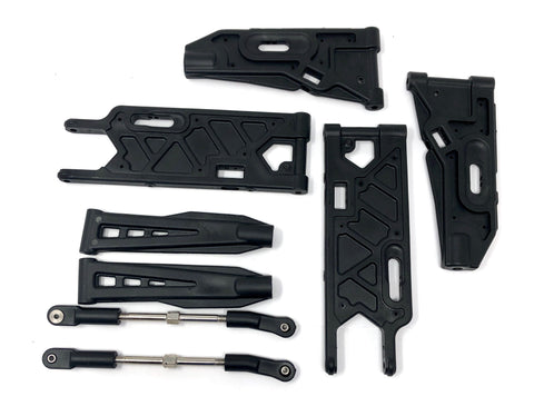 Team Corally DEMENTOR - Suspension A-Arms (Front/Rear lower composite C-00165