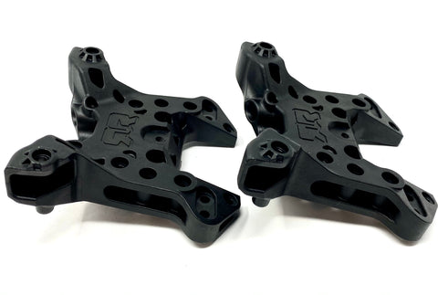 OUTCAST 8S - shock TOWERS (H Front/Rear) Arrma kraton ARA320476 1/5 ARA5810