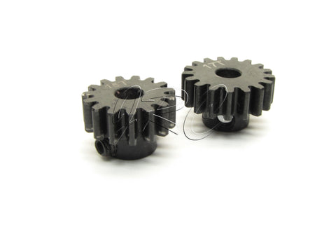Arrma NERO Pinion Gears (15t 17t Mod 1 5mm shaft size Fazon Big Rock AR106017