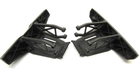 COLOSSUS XT BUMPERS (front rear & braces, skid plates CEN reeper 9519