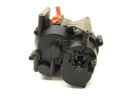 Savage XL FLUX HP TRANSMISSION (assembled center Gear box HPI racing 112609 HPI