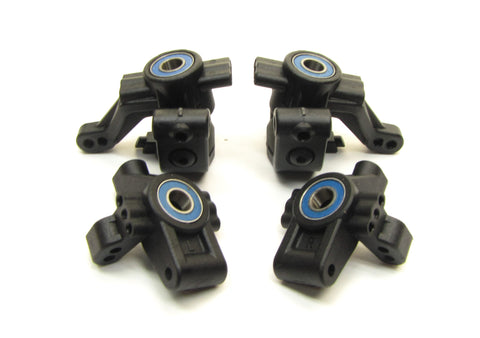 4-TEC 2.0 HUBS Spindles & Rear Axles Carriers, 8352 8332  Traxxas 83056-4