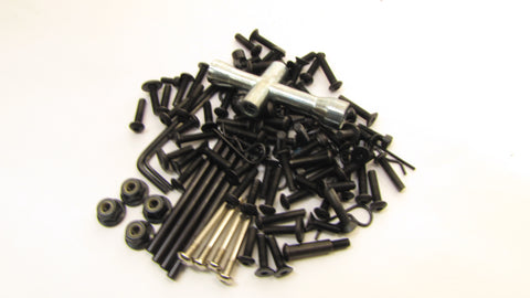Screws Tools Ford Gt Supercar Pins Suspension Nuts Traxxas