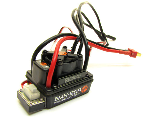 SPRINT 2 hpi ESC EMH-80a brushless waterproof  (sport xs Flux Blitz ESE E-Firestorm 106168