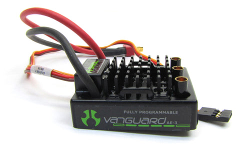 Axial YETI - ESC AE-3 Vanguard Brushless Electronic Speed Control Exo AXI90026
