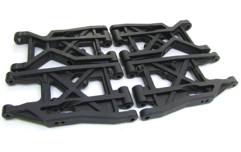 HoBao 1/8 Hyper 7 SS - A-ARMS (Lower Suspension Front & Rear 90001 90007 OFNA