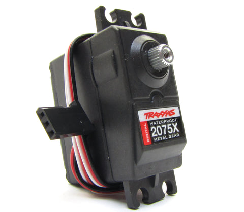 TRX-4 DEFENDER - 2075x Digital Waterproof Servo Bronco Tactical Traxxas 82056-4
