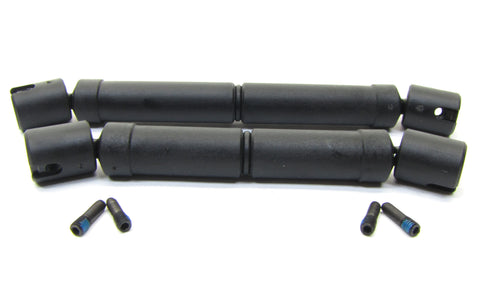 TRX-4 DEFENDER - Center Driveshafts (half shafts, outputs Traxxas 82056-4