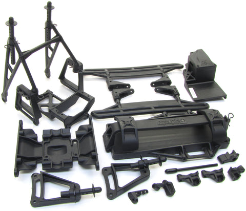 Venture Toyota FJ Cruiser Crossmember Set, Battery Box, Body Mounts HPI 116558