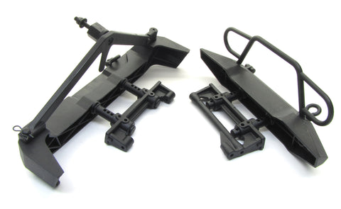 Venture Toyota FJ Cruiser BUMPER SET (Front Rear, with Mount HPI racing 116558