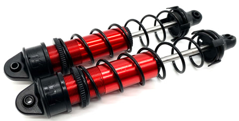 KRATON 8S EXB - Rear Shocks (Assembled Dampers & Springs 190mm Arrma 1/5 ARA5208