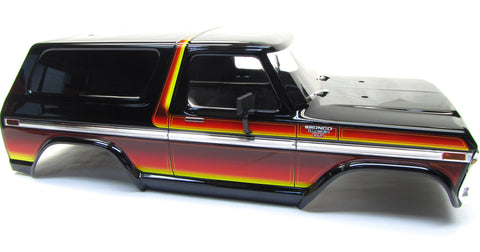 TRX-4 Ford Bronco - BODY Cover, Sunset (Shell Factory Painted Traxxas 82046-4