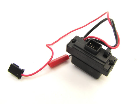 1/16 Summit POWER SUPPLY (XL 2.5 lights LED External BEC new Traxxas VXL 72054-5