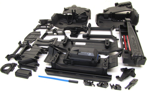 TRX-4 Ford Bronco Skid Plates, Floor Panels, Fenders RX Box Towers Traxxas 82046-4