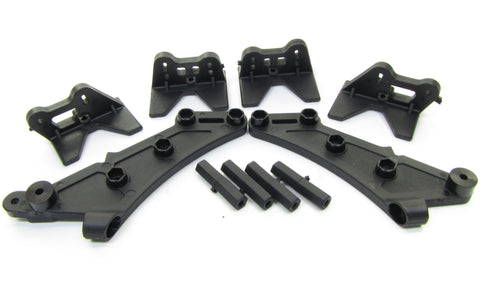 Kyosho Inferno MP9 TKI4 WING MOUNTS (Stay) IF460b TKI2 KYO33001B