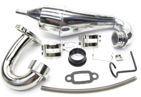 BAJA 5B SS High Performance TUNED PIPE Set 87401 HPI 112457