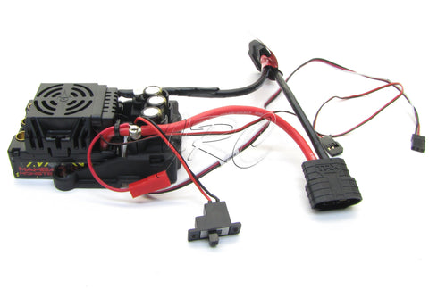 XO-1 ESC, MAMBA MONSTER 2 waterproof Castle extreme (6460) Traxxas 64077-3