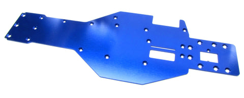Nitro RUSTLER - Chassis (lower t6 aluminum) TRA4430 plate 2.5 44096-3
