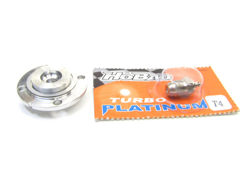 HoBao 1/8 Hyper 7 SS Head Button & Glow Plug .28 ENGINE mac star JL Force OFNA