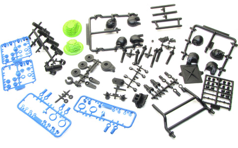 Axial Yeti SCORE SPARE PARTS (helmet sets spares plastic pieces posts AX90050