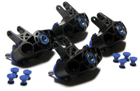 Nitro Revo 3.3 KNUCKLES, Carriers / Pillow ball Hubs & Bearings 5309 Traxxas 5334r