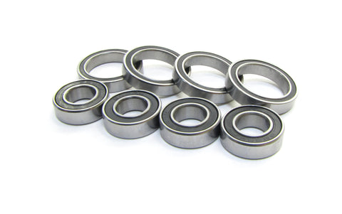 MBX8-WE WHEEL BEARINGS sealed axle upright ball bearing set E0601 C0601 MUGEN E2025