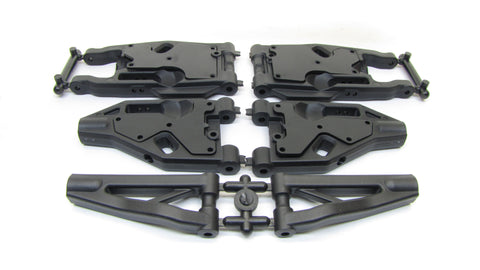 MBX8 A-ARMS (E2144 E2132 E2145 Front Rear Upper Lower MUGEN E2021