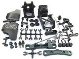 MBX8 REAR SUSPENSION SET (Sway Bar, Arm, Toe in mount, Gear box MUGEN E2021