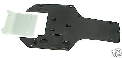 BAJA 5B SS SKID PLATE (Top Plate, under Cover 85443)  HPI 112457