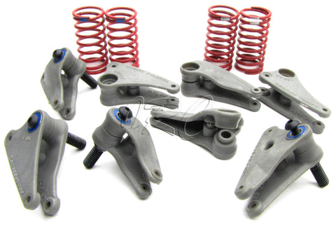 Nitro Revo 3.3 PROGRESSIVE-2 & Long ROCKERS p2 rocker arms 5356 5358 5309 Traxxas