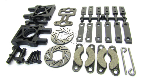 Kyosho ST-RR EVO.2 BRAKE SET (pads disc cams ) TKI2 Inferno KYO33004B