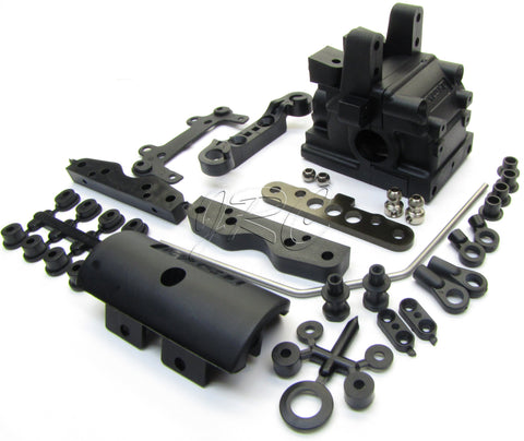 Kyosho ST-RR EVO.2 FRONT SUSPENSION (sway arm braces bumper Inferno KYO33004B