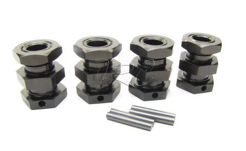Kyosho ST-RR EVO.2 17mm HEX HUBS (nuts, pins wheel Inferno KYO33004B