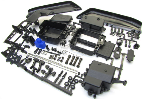 Kyosho ST-RR EVO.2 SIDE GUARDS, BATTERY & RECEIVER BOX Tray servo KYO33004B
