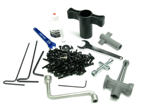 Nitro Revo 3.3 SCREWS & TOOLS (SCREWS set, 5309 Traxxas