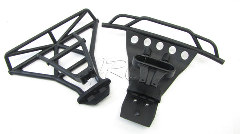 SLASH 4x4 VXL - BUMPERS 6835 6836 Front & Rear ultimate platinum Traxxas 68086-4