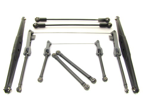 Unlimited Desert Racer UDR - SWAY BARS linkage trailing arms Traxxas 85076-4