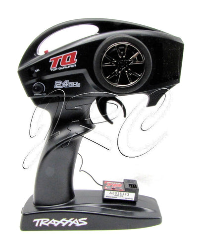 TRX-4 TRAXX - 2ch TQ Radio Set transmitter receiver e-revo slash Traxxas 82034-4