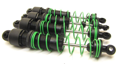 Savage Mini XS SHOCKS GREEN (4) Vaughn Gittin Jr 115125