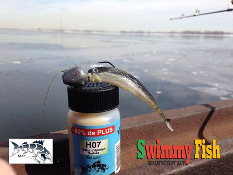 swimmy fish anglers smelt