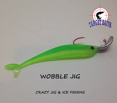wobble fishing jig