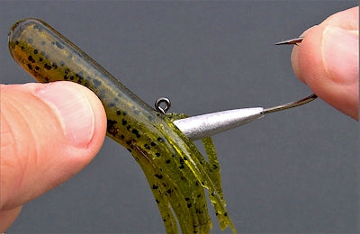 how to rig  a tub jig