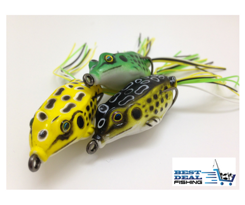 Frog family lure