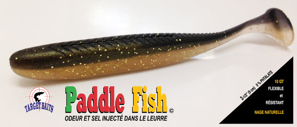 Purchase fishing paddle lure online with target baits lures